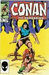 Cover for Conan the Barbarian (Marvel, 1970 series) #174 [Newsstand Edition]