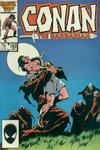 Cover for Conan the Barbarian (Marvel, 1970 series) #183 [Direct]