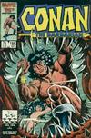 Cover for Conan the Barbarian (Marvel, 1970 series) #186 [Direct]