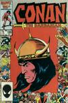 Cover for Conan the Barbarian (Marvel, 1970 series) #188 [Direct]