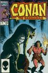 Cover for Conan the Barbarian (Marvel, 1970 series) #192 [Direct]