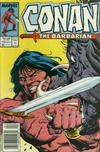 Cover for Conan the Barbarian (Marvel, 1970 series) #193 [Newsstand Edition]