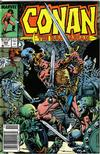Cover for Conan the Barbarian (Marvel, 1970 series) #200 [Newsstand]
