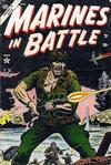 Cover for Marines in Battle (Marvel, 1954 series) #1