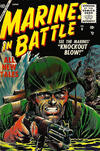 Cover for Marines in Battle (Marvel, 1954 series) #6