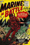 Cover for Marines in Battle (Marvel, 1954 series) #10