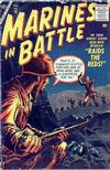 Cover for Marines in Battle (Marvel, 1954 series) #15