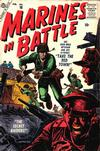 Cover for Marines in Battle (Marvel, 1954 series) #16