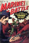 Cover for Marines in Battle (Marvel, 1954 series) #17