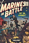 Cover for Marines in Battle (Marvel, 1954 series) #19