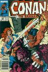 Cover Thumbnail for Conan the Barbarian (1970 series) #204 [Newsstand Edition]