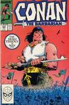 Cover Thumbnail for Conan the Barbarian (1970 series) #206 [Direct]