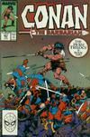 Cover for Conan the Barbarian (Marvel, 1970 series) #207 [Direct]