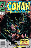 Cover Thumbnail for Conan the Barbarian (1970 series) #217 [Newsstand]