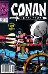 Cover for Conan the Barbarian (Marvel, 1970 series) #223 [Newsstand]