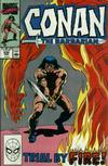 Cover for Conan the Barbarian (Marvel, 1970 series) #230 [Direct]