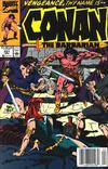 Cover Thumbnail for Conan the Barbarian (1970 series) #231 [Newsstand Edition]