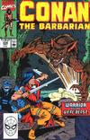 Cover for Conan the Barbarian (Marvel, 1970 series) #234 [Direct]