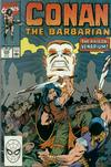 Cover for Conan the Barbarian (Marvel, 1970 series) #235 [Direct Edition]