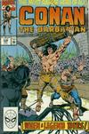 Cover for Conan the Barbarian (Marvel, 1970 series) #238 [Newsstand Edition]
