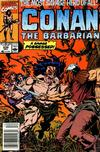 Cover for Conan the Barbarian (Marvel, 1970 series) #239 [Newsstand]