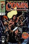 Cover for Conan the Barbarian (Marvel, 1970 series) #244 [Direct]