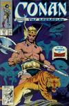 Cover for Conan the Barbarian (Marvel, 1970 series) #251 [Direct Edition]