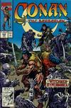 Cover for Conan the Barbarian (Marvel, 1970 series) #252 [Direct]