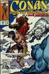 Cover for Conan the Barbarian (Marvel, 1970 series) #258 [Direct]