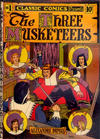 Cover for Classic Comics (Gilberton, 1941 series) #1 - The Three Musketeers