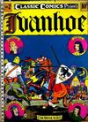 Cover for Classic Comics (Gilberton, 1941 series) #2 - Ivanhoe