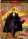 Cover Thumbnail for Classic Comics (1941 series) #3 - The Count of Monte Cristo