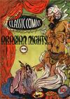 Cover for Classic Comics (Gilberton, 1941 series) #8 - Arabian Nights