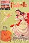 Cover for Classics Illustrated Junior (Gilberton, 1953 series) #503 - Cinderella