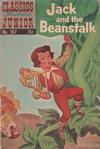 Cover for Classics Illustrated Junior (Gilberton, 1953 series) #507 - Jack and the Beanstalk