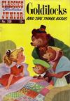 Cover for Classics Illustrated Junior (Gilberton, 1953 series) #508 - Goldilocks and the Three Bears