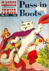 Cover Thumbnail for Classics Illustrated Junior (1953 series) #511 - Puss In Boots