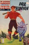 Cover Thumbnail for Classics Illustrated Junior (1953 series) #519 - Paul Bunyan