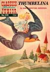 Cover Thumbnail for Classics Illustrated Junior (1953 series) #520 - Thumbelina
