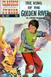 Cover Thumbnail for Classics Illustrated Junior (1953 series) #521 [O] - The King of the Golden River