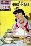 Cover for Classics Illustrated Junior (Gilberton, 1953 series) #526 - The Frog Prince