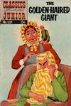 Cover for Classics Illustrated Junior (Gilberton, 1953 series) #527 - The Golden Haired Giant
