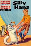 Cover for Classics Illustrated Junior (Gilberton, 1953 series) #538 - Silly Hans