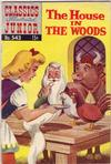 Cover for Classics Illustrated Junior (Gilberton, 1953 series) #543 - The House in the Woods