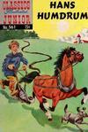Cover for Classics Illustrated Junior (Gilberton, 1953 series) #561 - Hans Humdrum