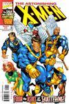 Cover for Astonishing X-Men (Marvel, 1999 series) #1