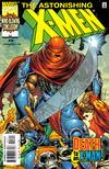 Cover for Astonishing X-Men (Marvel, 1999 series) #3 [Direct Edition]