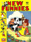 Cover for New Funnies (Dell, 1942 series) #68
