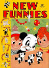 Cover for New Funnies (Dell, 1942 series) #71