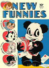 Cover for New Funnies (Dell, 1942 series) #73